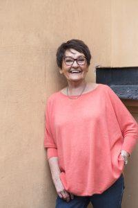 författaren Birgitta backlund